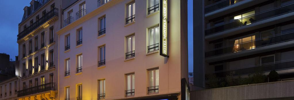 Hotel Montparnasse St Germain - 巴黎 - 建築