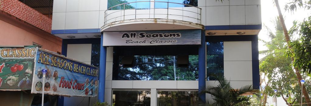 All Seasons Beach Classic, Calangute - 卡蘭古特 - 建築