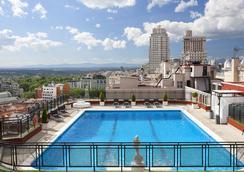 艾普拉杜爾酒店 - 馬德里 - 游泳池