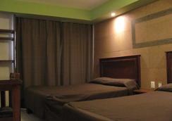 Hotel San Luis - 聖路易斯波托西 - 臥室