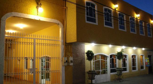 Hotel San Luis - 聖路易斯波托西 - 建築