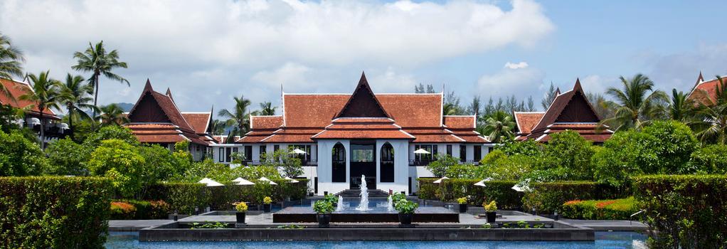 JW Marriott Khao Lak Resort and Spa - Takua Pa - 建築