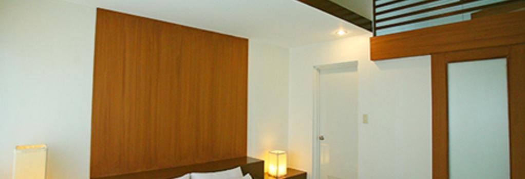 24h Apartment Hotel - Makati - 臥室