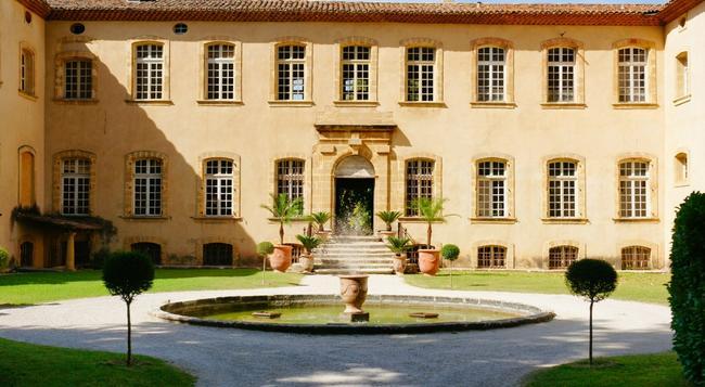Chateau de la Pioline - 普羅旺斯艾克斯 - 建築