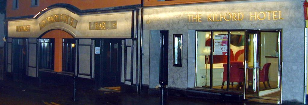 Kilford Arms Hotel - 基爾肯尼 - 建築