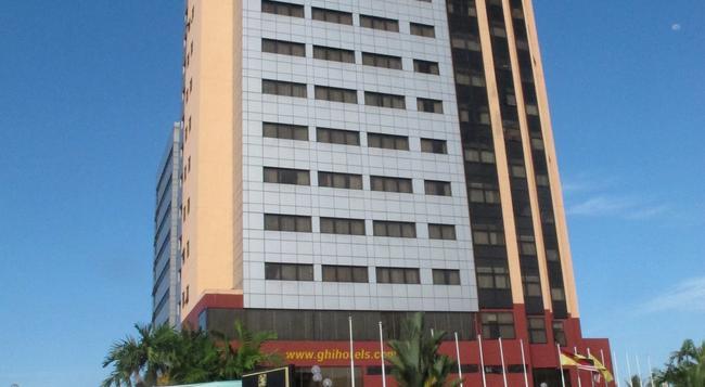 Grand Continental,Kuching - 古晉 - 建築
