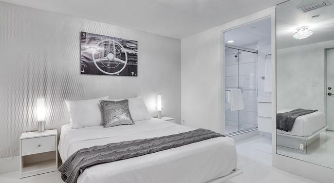 Miami Beach International Travelers Hostel - 邁阿密海灘 - 臥室