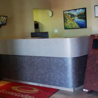Econo Lodge Reception