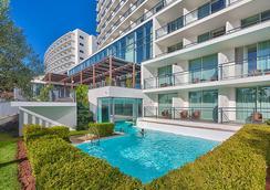 馬德拉維達馬爾度假酒店 - 豐沙爾 - 游泳池