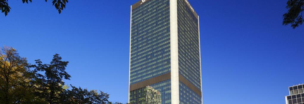 Warsaw Marriott Hotel - 華沙 - 建築