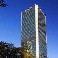 Warsaw Marriott Hotel Exterior
