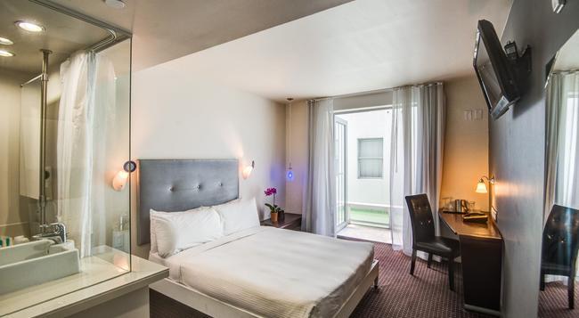 Clinton Hotel South Beach - 邁阿密海灘 - 臥室