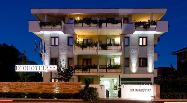 Ecohotel - 羅馬 - 建築
