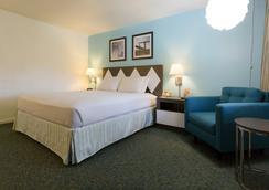 基恩斯旅館 - 聖地亞哥 - 臥室