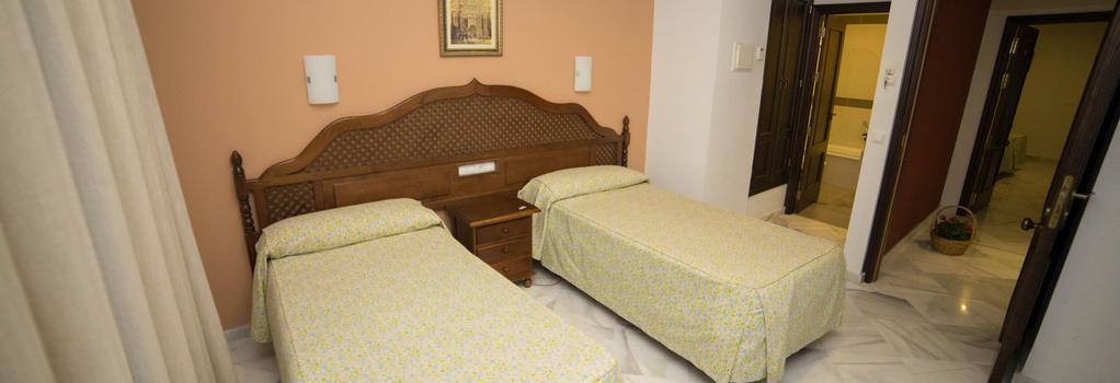 Los Omeyas - 科爾多瓦 - 臥室