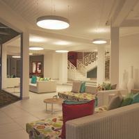 Ambre Resort & Spa Lobby Sitting Area
