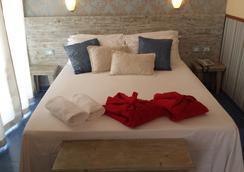 奧斯蒂亞安堤卡公園溫泉酒店 - 羅馬 - 臥室