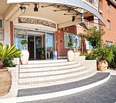 奧斯蒂亞安堤卡公園溫泉酒店