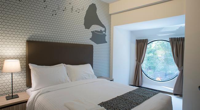 The Mesui Hotel - 吉隆坡 - 臥室