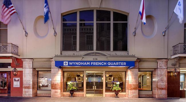 Wyndham New Orleans French Quarter - 新奧爾良 - 建築