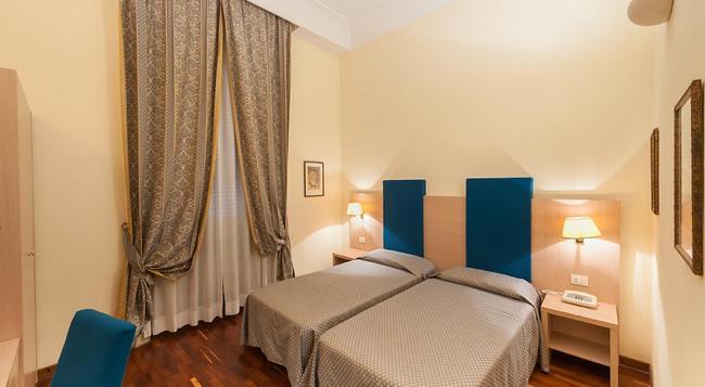 Hotel Medici - 羅馬 - 臥室