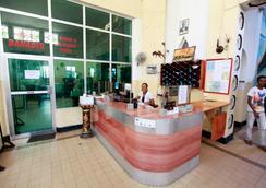 新棕櫚樹酒店 - 蒙巴薩 - 大廳