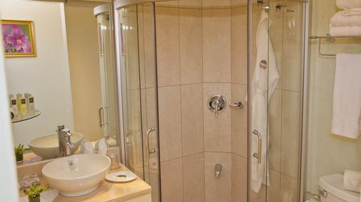 伊甸園精品酒店 - Tamarindo - 浴室
