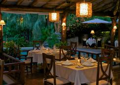 伊甸園精品酒店 - Tamarindo - 餐廳