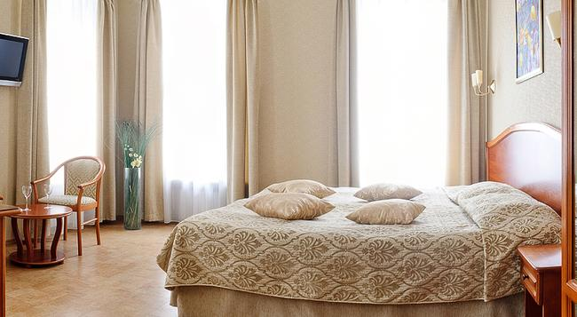 Comfort Hotel - 聖彼得堡 - 臥室