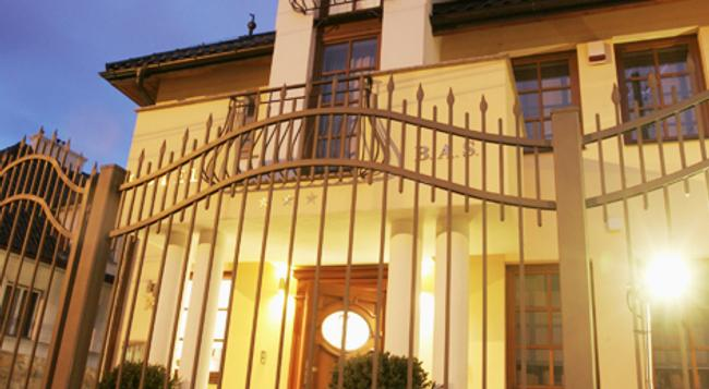 Hotel B.A.S Villa Residence - Krakow - 建築