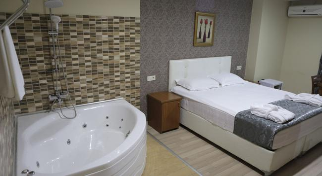 Sahil Butik Hotel - 伊斯坦堡 - 臥室