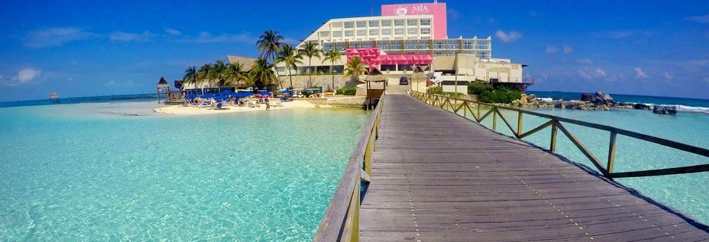 Mia Reef Isla Mujeres - 女人島 - 海灘