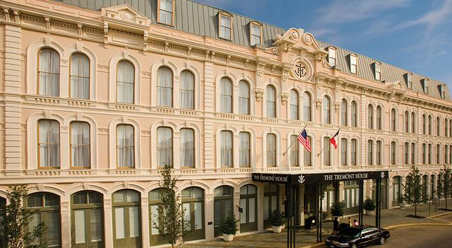 The Tremont House - A Wyndham Grand Hotel - Galveston - 建築