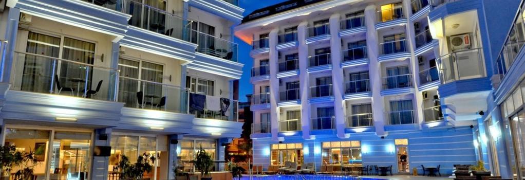 Sultan Sipahi Resort Hotel - 阿拉尼亞 - 建築