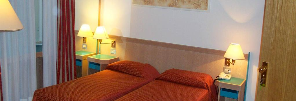 Hotel Flavia - 羅馬 - 臥室