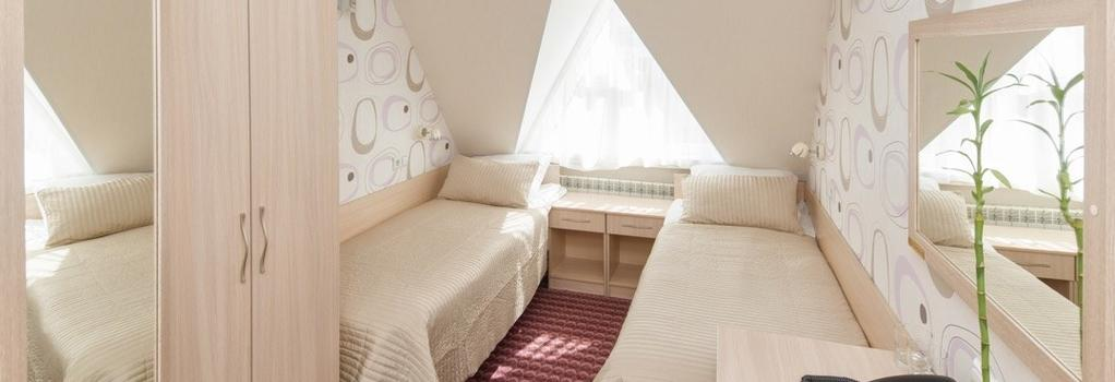 Sky Hotel - 聖彼得堡 - 臥室