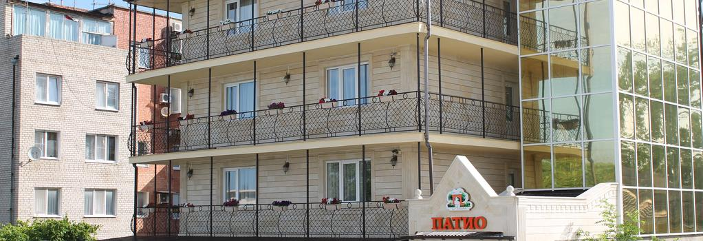 Anapa-Patio Guest House - 阿納帕 - 室外景