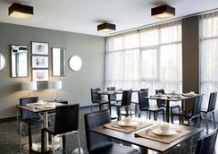 瓦倫西亞媒介酒店 - 瓦倫西亞 - 餐廳