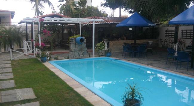 Pousada Villa Irene - 納塔爾 - 游泳池