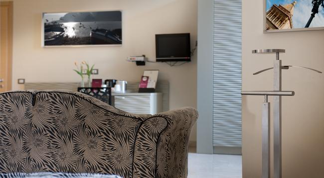Hotel Garibaldi - 巴勒莫 - 臥室