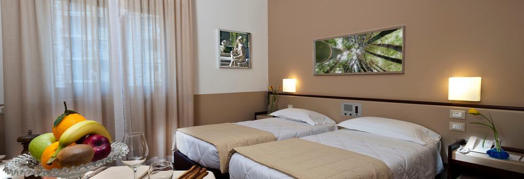 Astoria Palace Hotel - 巴勒莫 - 臥室