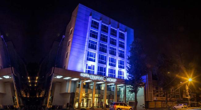 Hotel Centre Point - 那格浦爾 - 建築