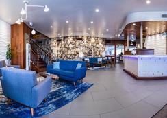 基恩斯旅館 - 聖地亞哥 - 大廳