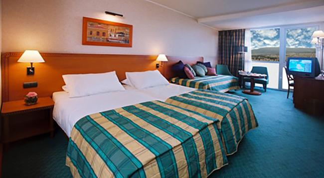 President Hotel - 雅典 - 臥室