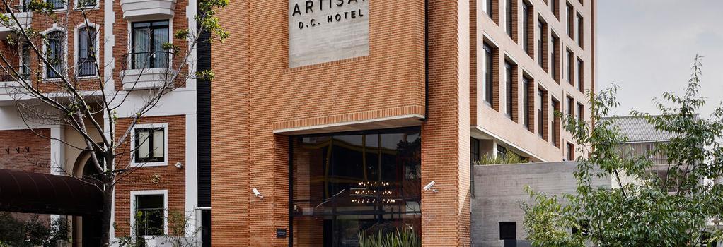 The Artisan D C Hotel Autograph Collection - Bogotá - 建築
