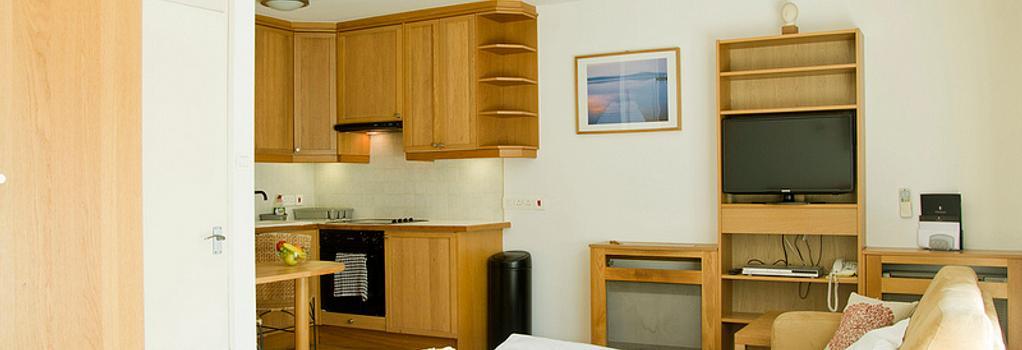 Presidential Serviced Apartments Marylebone - 倫敦 - 臥室