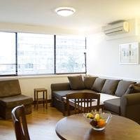 Presidential Serviced Apartments Marylebone Living Area