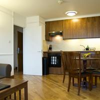 Presidential Serviced Apartments Marylebone In-Room Kitchen