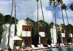 德拉諾南海灘酒店 - 邁阿密海灘 - 游泳池