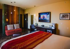 西爾泰酒店 - 比華利山 - 臥室